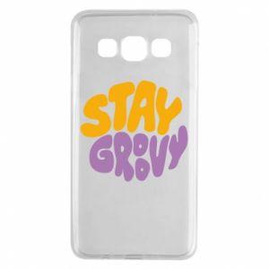 Etui na Samsung A3 2015 Stay groovy