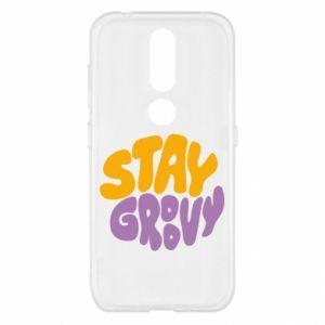 Etui na Nokia 4.2 Stay groovy