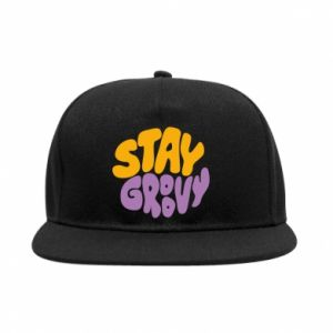 Snapback Stay groovy