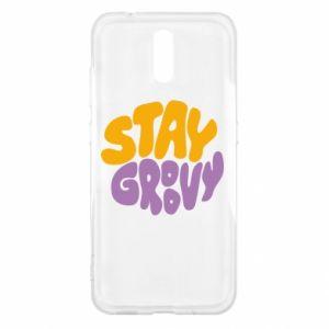 Etui na Nokia 2.3 Stay groovy