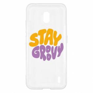 Etui na Nokia 2.2 Stay groovy