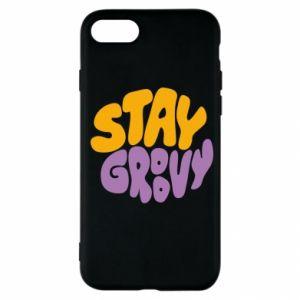 Etui na iPhone SE 2020 Stay groovy
