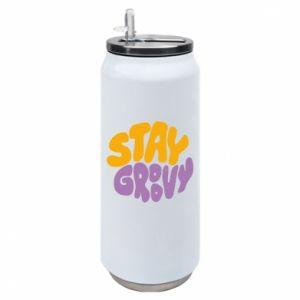 Puszka termiczna Stay groovy