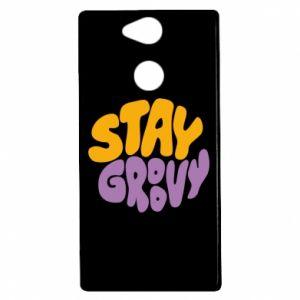 Etui na Sony Xperia XA2 Stay groovy