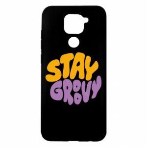 Etui na Xiaomi Redmi Note 9/Redmi 10X Stay groovy