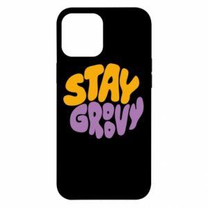 Etui na iPhone 12 Pro Max Stay groovy