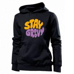 Bluza damska Stay groovy