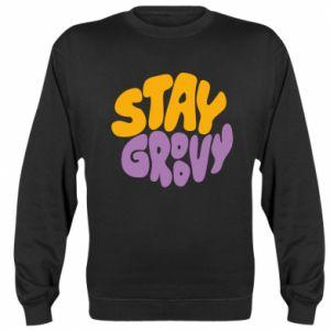 Bluza Stay groovy