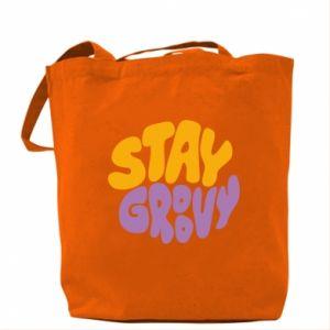 Torba Stay groovy