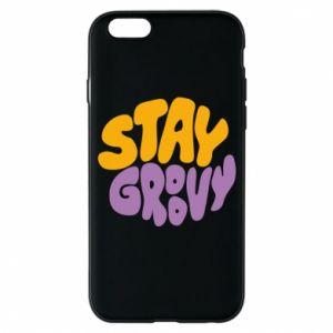 Etui na iPhone 6/6S Stay groovy