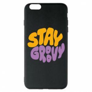 Etui na iPhone 6 Plus/6S Plus Stay groovy