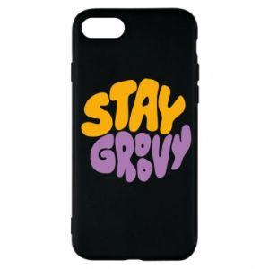 Etui na iPhone 7 Stay groovy