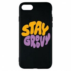 Etui na iPhone 8 Stay groovy