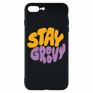 Etui na iPhone 8 Plus Stay groovy