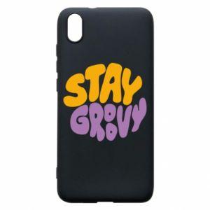 Etui na Xiaomi Redmi 7A Stay groovy