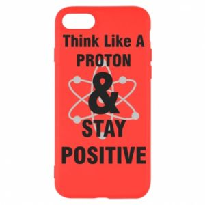 iPhone SE 2020 Case Stay positive