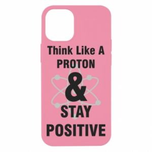 iPhone 12 Mini Case Stay positive