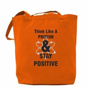 Bag Stay positive
