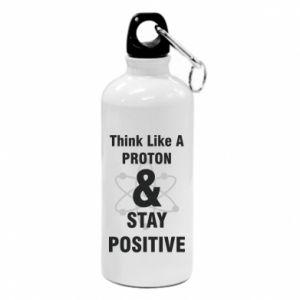 Water bottle Stay positive