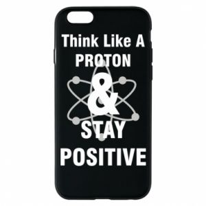 Etui na iPhone 6/6S Stay positive