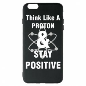 Etui na iPhone 6 Plus/6S Plus Stay positive