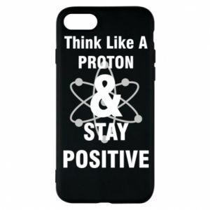 Etui na iPhone 8 Stay positive