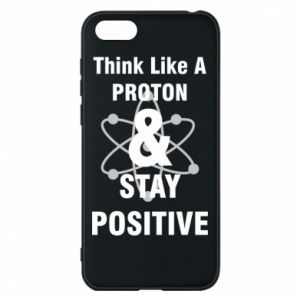 Etui na Huawei Y5 2018 Stay positive