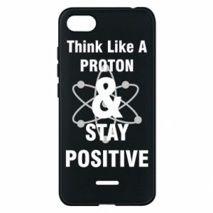 Phone case for Xiaomi Redmi 6A Stay positive