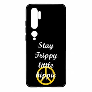 Etui na Xiaomi Mi Note 10 Stay trippy little hippie