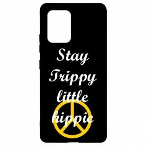 Etui na Samsung S10 Lite Stay trippy little hippie