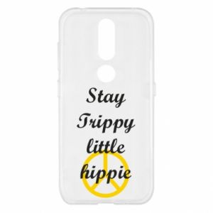 Etui na Nokia 4.2 Stay trippy little hippie