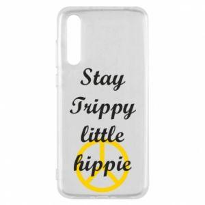 Etui na Huawei P20 Pro Stay trippy little hippie