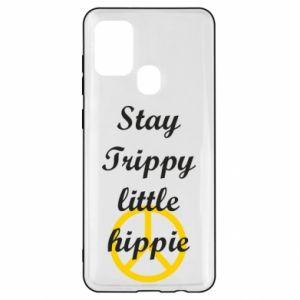 Etui na Samsung A21s Stay trippy little hippie