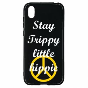 Etui na Huawei Y5 2019 Stay trippy little hippie