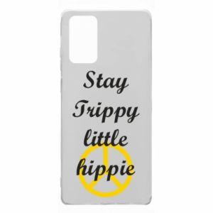 Etui na Samsung Note 20 Stay trippy little hippie