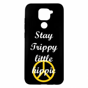 Etui na Xiaomi Redmi Note 9/Redmi 10X Stay trippy little hippie