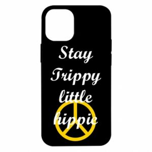 Etui na iPhone 12 Mini Stay trippy little hippie