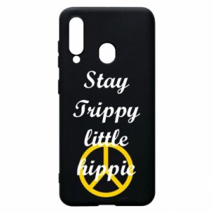 Etui na Samsung A60 Stay trippy little hippie