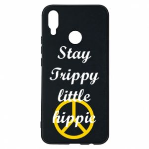 Etui na Huawei P Smart Plus Stay trippy little hippie