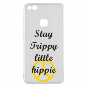 Etui na Huawei P10 Lite Stay trippy little hippie