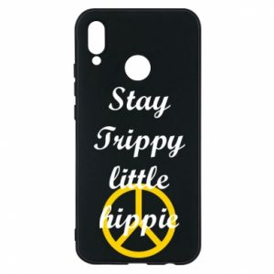 Etui na Huawei P20 Lite Stay trippy little hippie