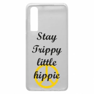 Etui na Huawei P30 Stay trippy little hippie