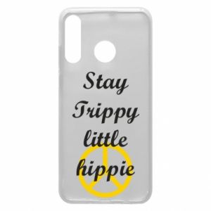 Etui na Huawei P30 Lite Stay trippy little hippie