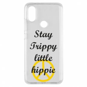 Etui na Xiaomi Mi A2 Stay trippy little hippie