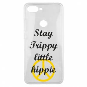 Etui na Xiaomi Mi8 Lite Stay trippy little hippie