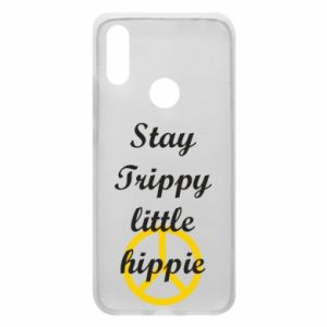 Etui na Xiaomi Redmi 7 Stay trippy little hippie