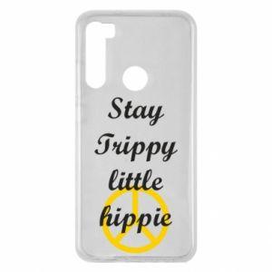 Etui na Xiaomi Redmi Note 8 Stay trippy little hippie