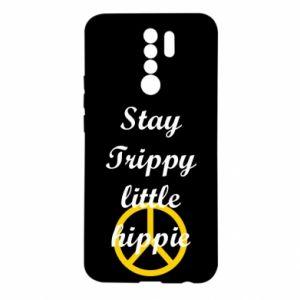 Etui na Xiaomi Redmi 9 Stay trippy little hippie