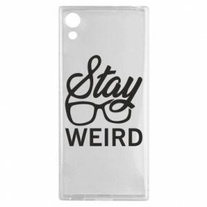Etui na Sony Xperia XA1 Stay weird