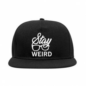 Snapback Stay weird
